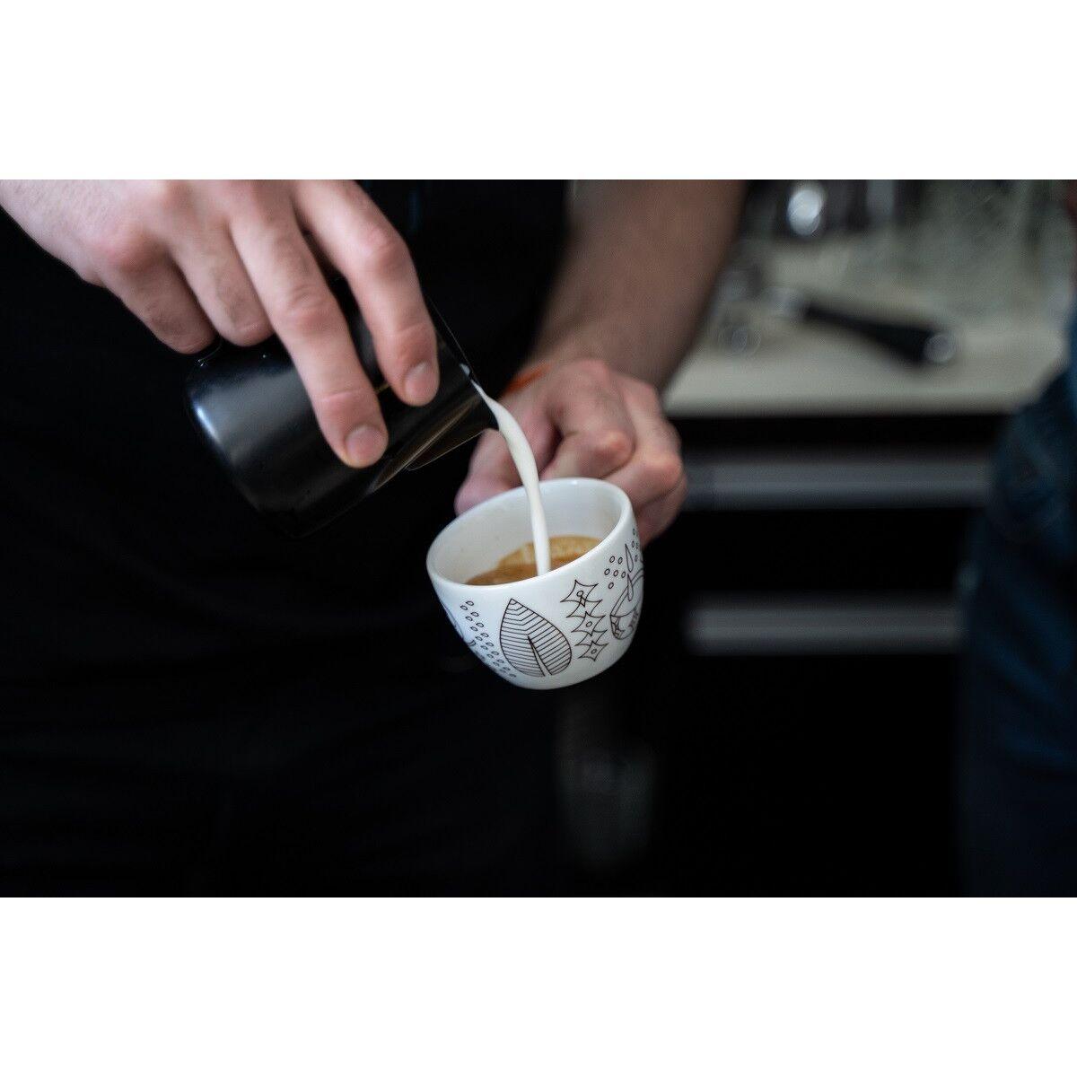 Začínáme s latte art