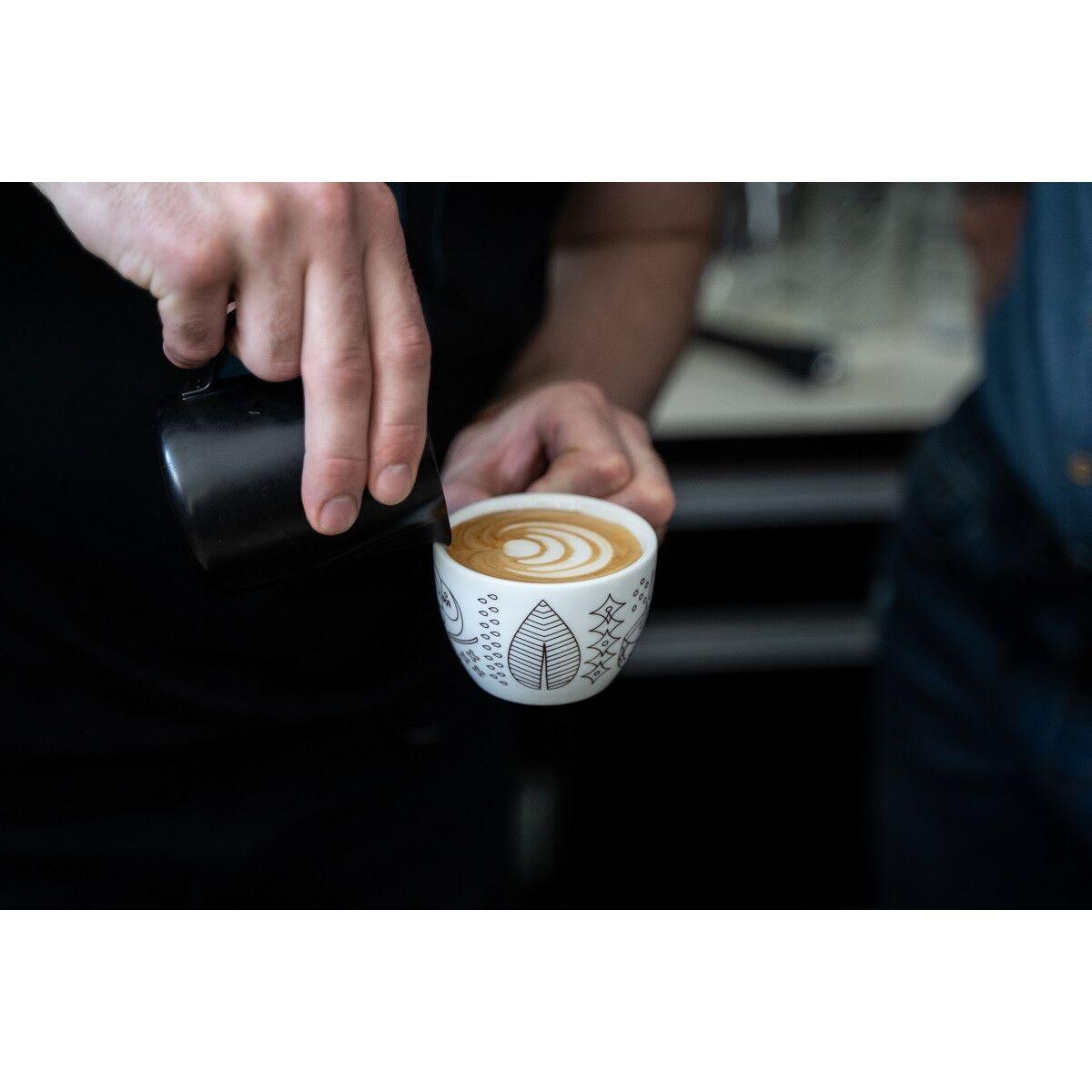 Zdokonalujeme latte art