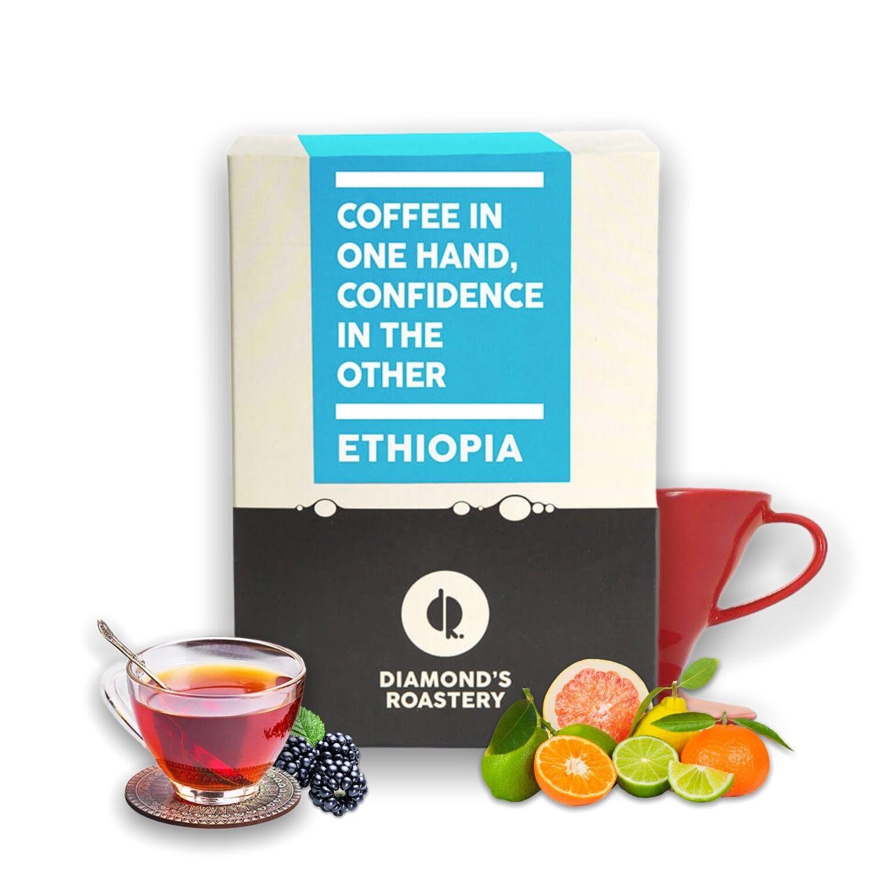 Etiopie - Shantawene
