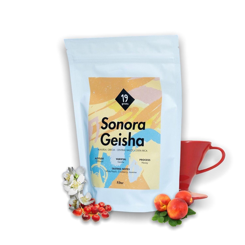 Kostarika - Sonora Geisha Honey