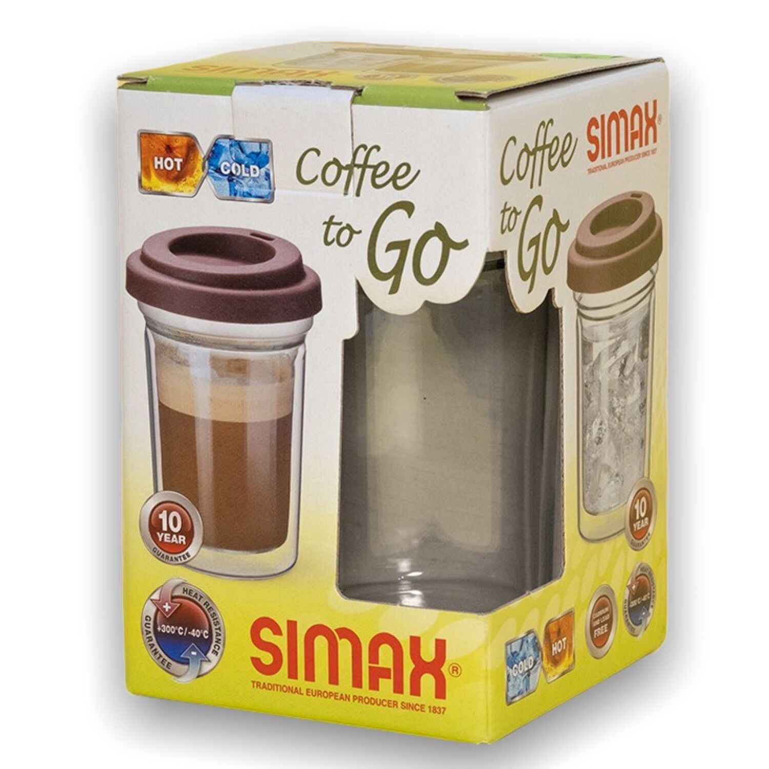 Simax Coffee to Go