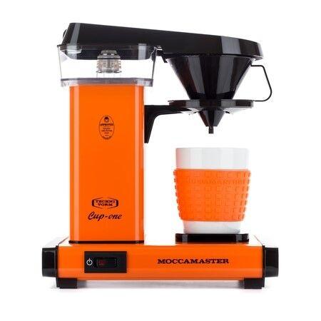 Moccamaster Cup One - oranžový