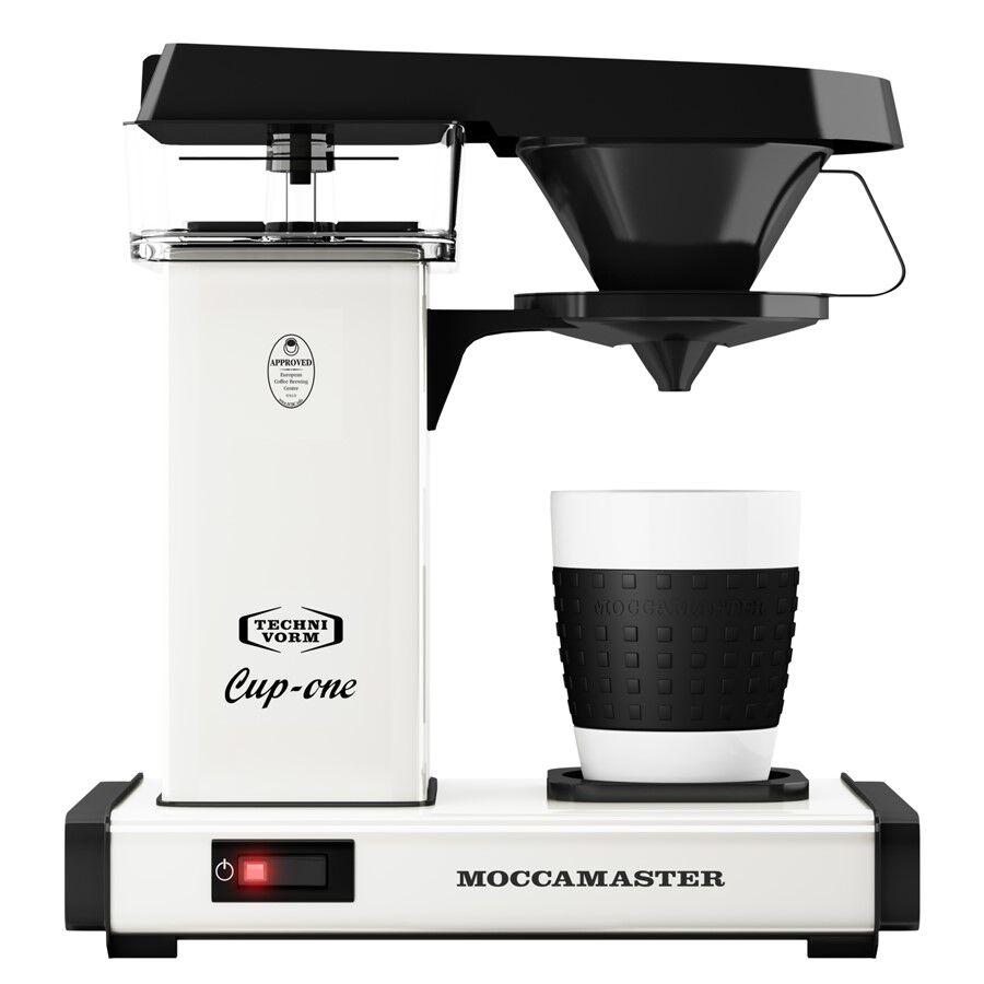 Moccamaster Cup One - bílý