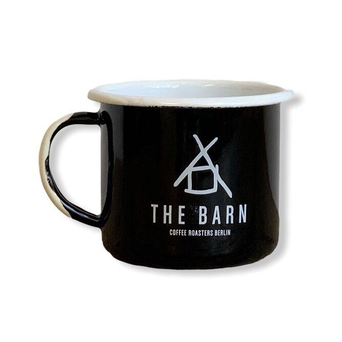 The Barn - Smaltovaný plecháček