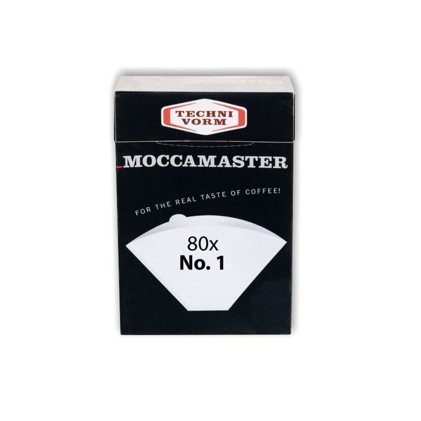 Moccamaster papírové filtry č. 1