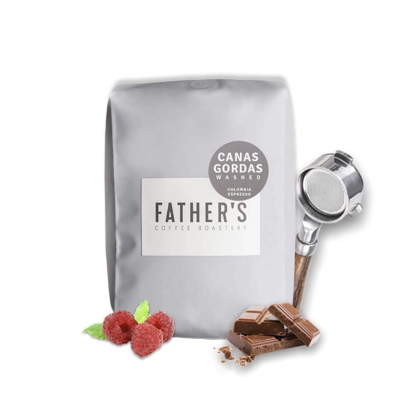 Kolumbie - Canas Gordas 1kg