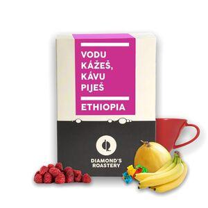 Etiopie - Berra Xaddicho