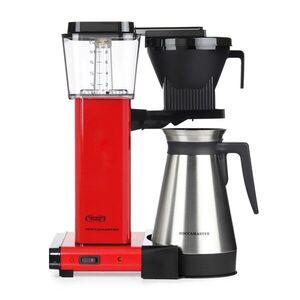 Moccamaster kávovar KBGT 741 červený